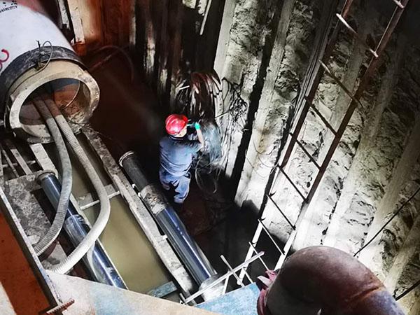 非开挖顶管施工