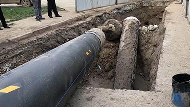 拉管施工公司分析地面冒浆的原因